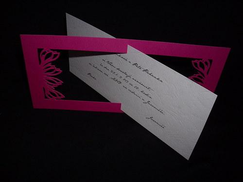 Svatební oznámení ....