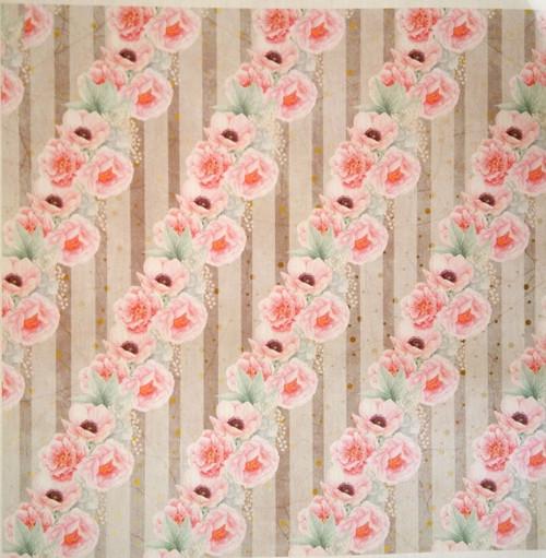 POLYBAVLNA-panel 35x35 cm ROMANTIČKA