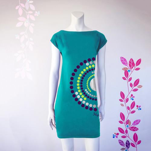 Smart Dress LAGOON DANDELION Violet