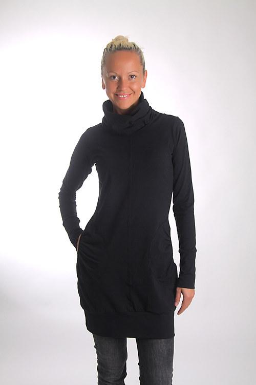 BETTER TOGETHER... black dress