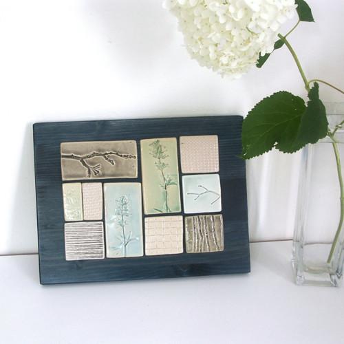 Keramický patchwork VI