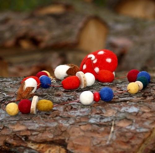 Podzimní plody - co mě cestou cvrnklo do nosu