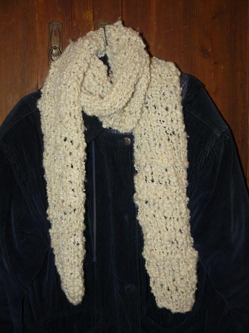 Beránková šála