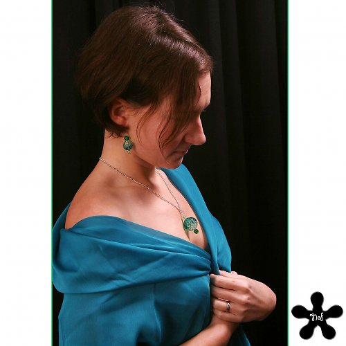 Emeralda Kulovaná