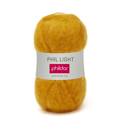 VÝPRODEJ Phildar Phil Light Miel pův.cena 76 Kč