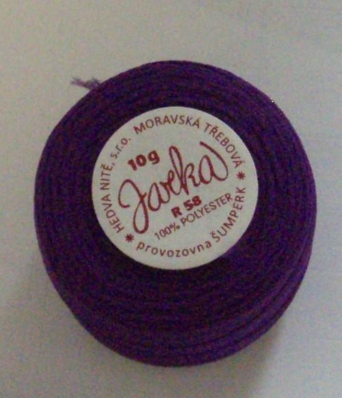 Jarka - fialová