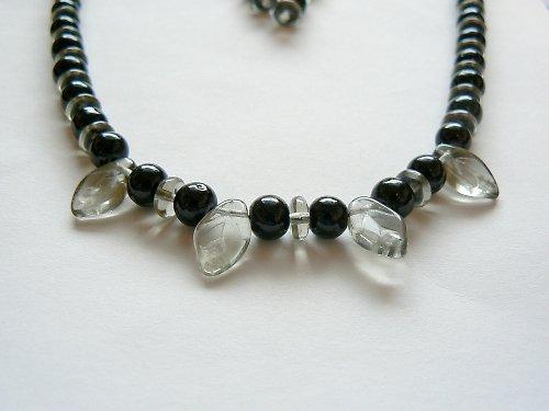 náhrdelník+náušničky