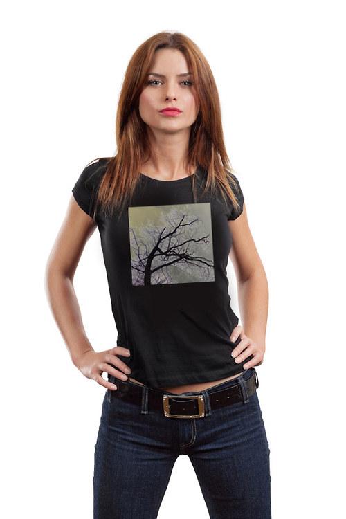 Dámské triko ,,Stromy,,