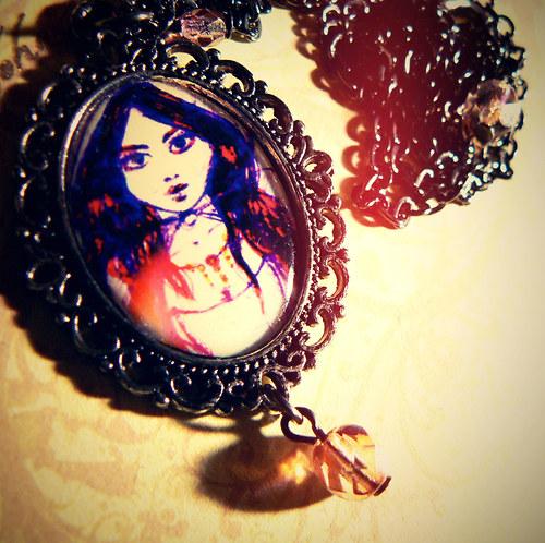 náhrdelník Rozárka