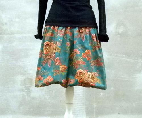 Balonová sukně no.447