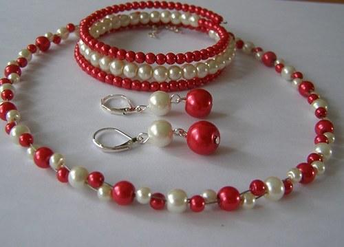 perličkový set - perla 22barev - nespočet možností