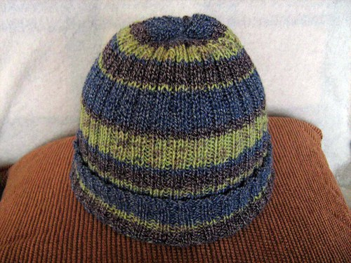 melírová čepice