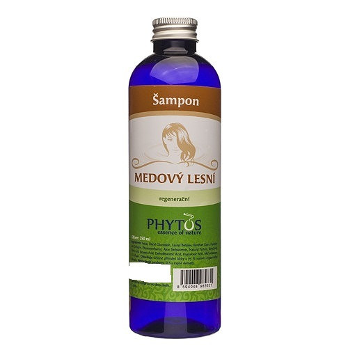 Medový šampon lesní 250 ml