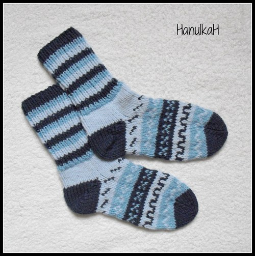 Dětské ponožky ,  vel. 35-36