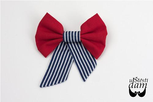 """Brožka \""""Sailor V.\"""""""