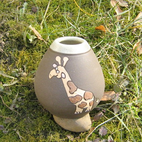 Tykev čajová žirafa