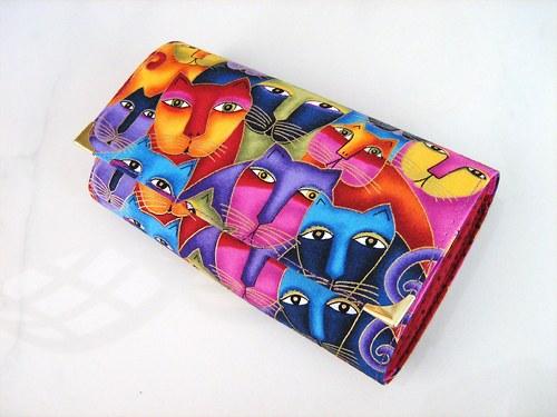 Luxusní barevné čičiny - i na karty 17 cm