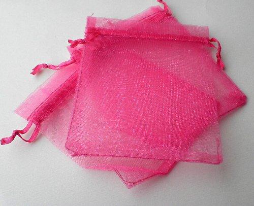 Růžový  pytlíček - 2ks