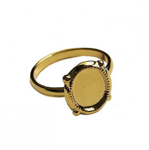 Prsten, základ - 1 kus