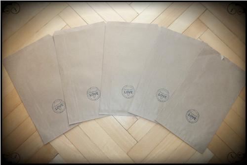 EKO- pytlík ...dárkový papírový 10ks
