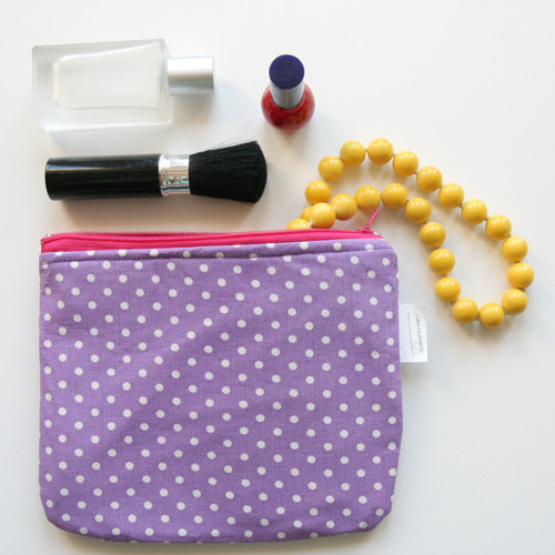 Beauty Bag - Puntíkatá