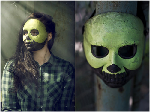 ZUBATÁ - Maska La Muerte