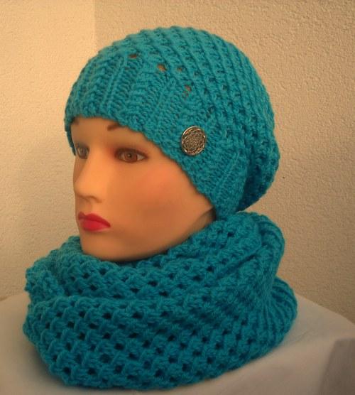 Zimní souprava Turquoise Tortoise...