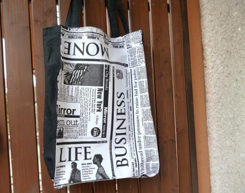 Taška Noviny do každé rodiny - plátěná