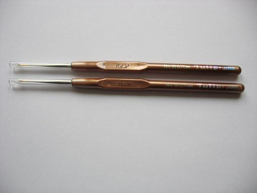 Háček Tulip kovový s PH ručkou vel.0.70mm