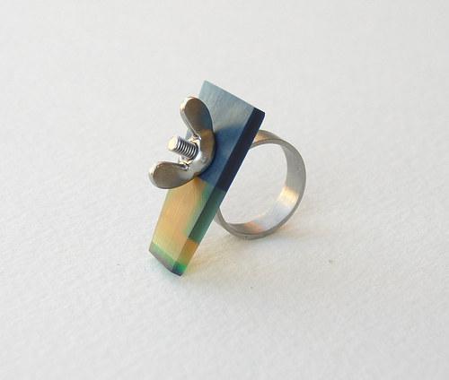 Prsten Geometrický