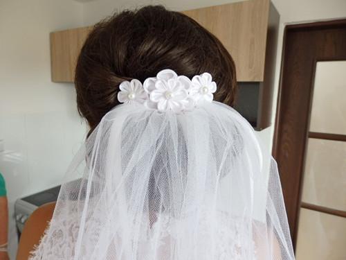 hřebínek svatební