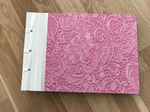 Fotoalbum - wedding lace