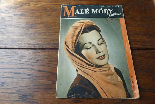Příručka časopisu Žena a Móda 9/ 1948
