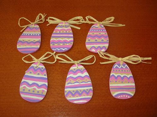 Vajíčka na zavěšení 2.