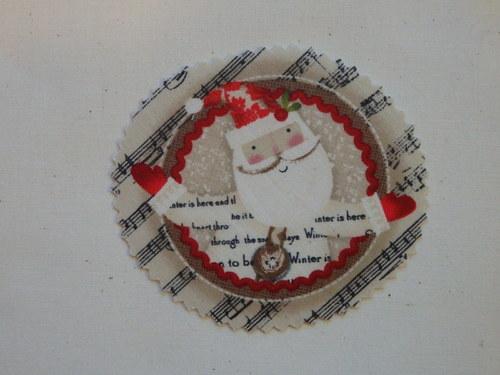 Aplikace Holiday Stitches VII.