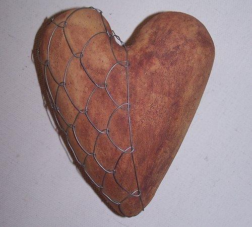 srdce zdrátované..SLEVA