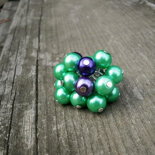 Smaragdový prsten
