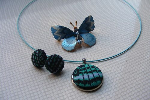 Sada - křídla motýlí