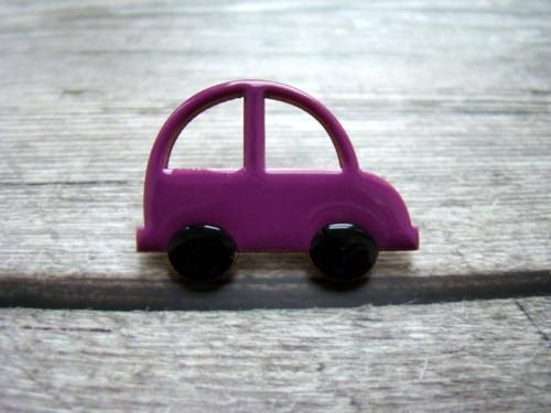 Fialkovým autem - brož