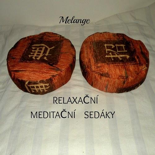 RElaxační-meditační sedák-čínské písmo