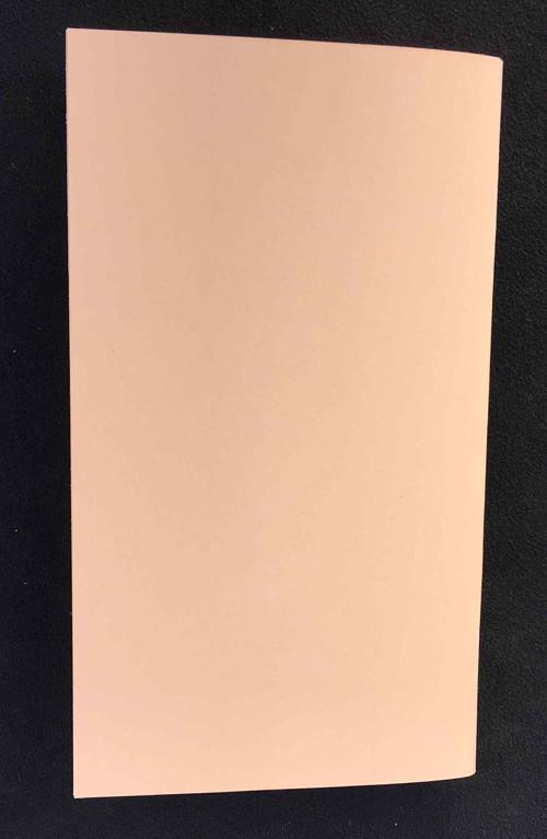 Papírová náplň do diáře /týden- nedat. 21cm x11 cm