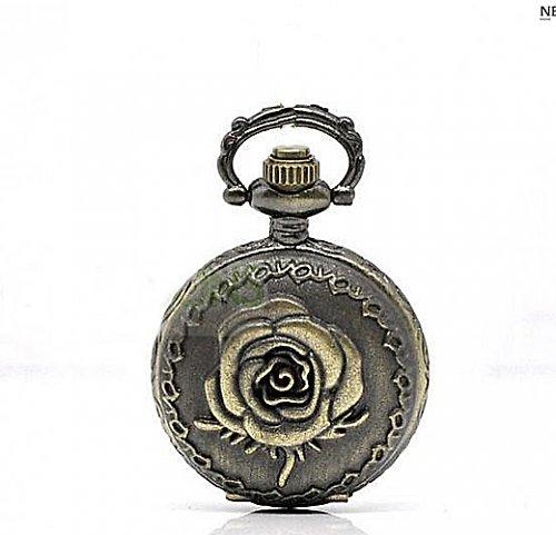 Antické hodinky ve vintage stylu bez řetízku Typ2