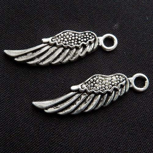 Andělská křídla velká 2 ks