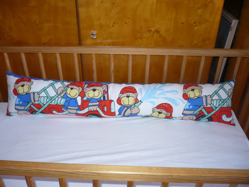 polštář - had - mantinel za postel 100 x 20 cm