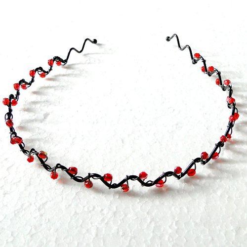 Čelenka - červená