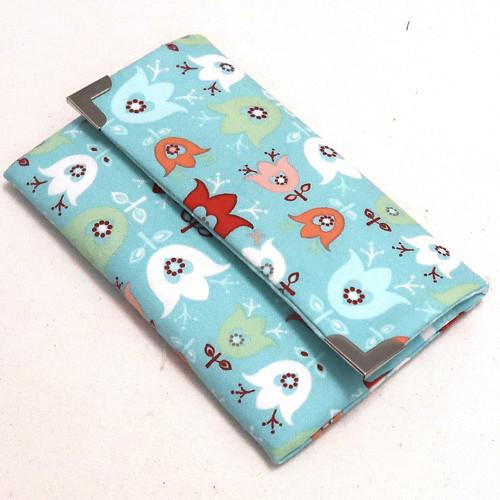 TULIPÁNKY - peněženka/kapsička na telefon