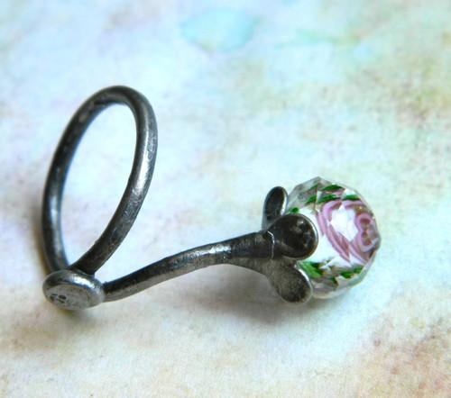 Když kvetou růže-prsten