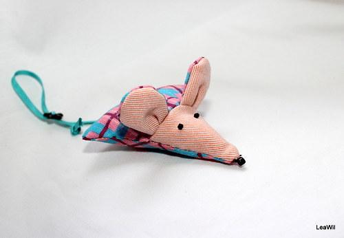 Myška/potkánek - krásnokožíšek