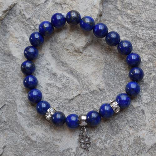Lapis lazuli a ocel