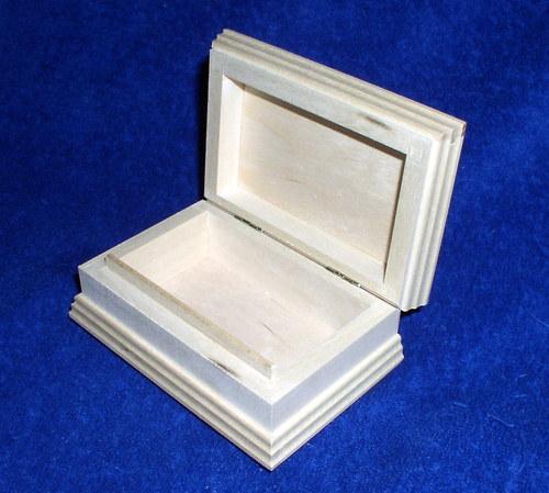 Krabička se zdobným rámem menší DD25